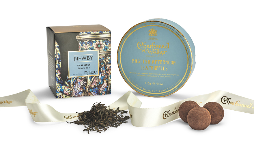 Our English Afternoon Tea Truffle!